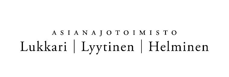 LLH Law Oy logo
