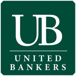 United Bankers logo