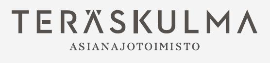 Teräskulma logo
